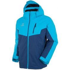 Manteau Elite de ROSSIGNOL (bleu)/ ROSSIGNOL's Elite Jacket (blue) Nike Jacket, Athletic, Jackets, Fashion, Men Wear, Blue, Down Jackets, Moda, Nike Vest