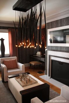 San Francisco Decorator Showcase 2013 // Master Sitting Room Designed By  Zoe Hsu //