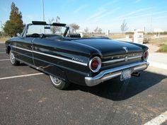 1963 Ford Falcon Futura Convertible-