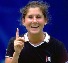 Monica Seles | Monica Seles' Hall of Fame Career - Photos - SI.com