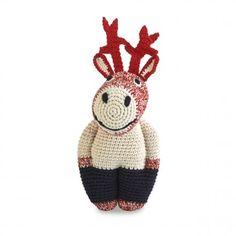 Anne-Claire Petit Pupazzo Midi Reindeer Idee regalo  Per i bambini