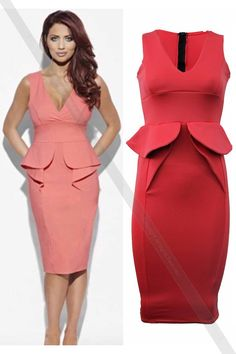 http://www.fashions-first.co.uk/women/celebrity-styles/zip-back-sleeveless-peplum-midi-dress-k1914-1-30740.html Fashions-First one of the famous online wholesaler of fashion cloths, urban cloths, accessories, men's fashion cloths, bag's, shoes, jewellery. Products are regularly updated. So please visit and get the product you like. #Fashion #Women #dress #top #jeans #leggings #jacket #cardigan #sweater #summer #autumn #pullover #bags #handbags #shoe
