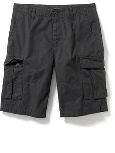 "Long Cargo Shorts (12"")"