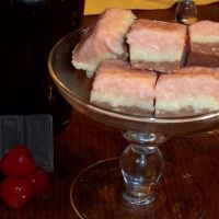 River's Coconut Candy Recipe - copycat for Brach's Neapolitan candy