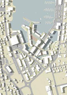 Klaksvik City Center / Peter Sand