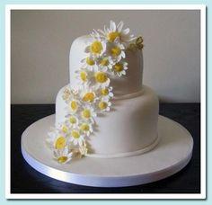 daisy butterfly hippy theme Wedding | daisy wedding decor