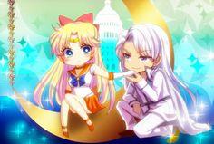 Sailor Venus Kunzite
