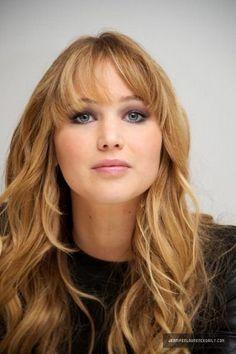 Think Jennifer Lawrence is gorgeous!