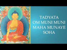 Mantra de Buda Shakyamuni cantado por Thubten Wangchen - YouTube Wesak Day, Buddhist Practices, Gautama Buddha, Mindfulness Meditation, Mantra, Birth, Youtube, Happiness, Health