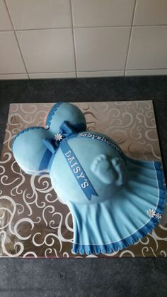 Belly cake / buik taart Babyshower