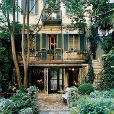 amazing #vintage #backyard