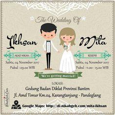 https://nikahgeh.com - E-Invitation Mita & Ikhsan  Tanya-tanya atau info lebih lanjut hubungi :  WA : 08561410064 Line : nikahgeh Desain bisa cek di  http://nikahgeh.com  #weddingserang#undanganserang #infoserang #undanganminimalis #simpleinvitation #testinikahgeh #undanganpernikahanmurah #undangancantik #pesanundangan #invitationserang#kotaserang#undangancilegon #undanganpandeglang#undanganmurah #undanganpernikahan#undanganonline #undangankreatif#undanganunik#nikah…