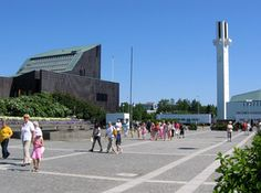Aalto-keskus Seinäjoella - Aalto centre in Seinäjoki.