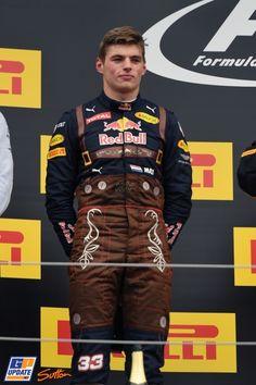 Max Verstappen, Red Bull, Formule 1 Grand Prix van Oostenrijk 2016, Formule 1