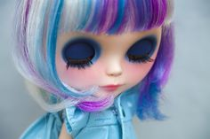 Eve's Wish ~ altered Blythe Doll by Rafael R. Girona