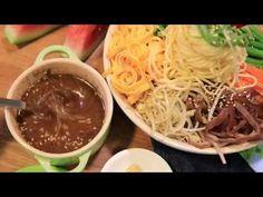 麻醬涼麵 - YouTube