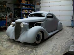 hot rod, muscle cars, rat rods and girls: Photo Hot Rods, Car Tv Shows, Fuel Truck, Ford, Vintage Trucks, Kustom, Custom Cars, Cool Cars, Weird Cars