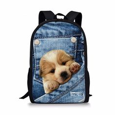 3d954f4c2cf6 79 Best Book Bags Crazy Novelty Kids images in 2017 | School ...