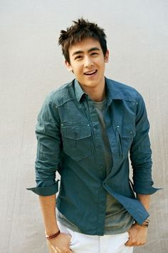 Nickhun 2pm