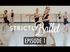 Teen Vogue's Strictly Ballet, episode 1 - YouTube series on the School of American Ballet