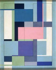 """Manlio Rho """"Composizione 67 R.D.S.A. (Ritratto Di uno Stato d'Animo), 1938 #MuseoNovecento #Arte #Art #modernart"""