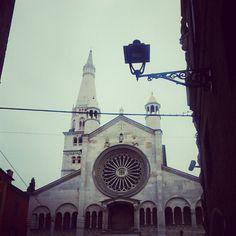 Duomo di Modena, October 2012