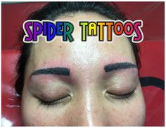 Eyebrow Tattoo by Spider  #eyebrowtattoo #tattoosbyspider #needlesink #spidertattoostudio Call for Appointments  Office Contact Number 672-0253 Monday to Saturday 10am to 4pm