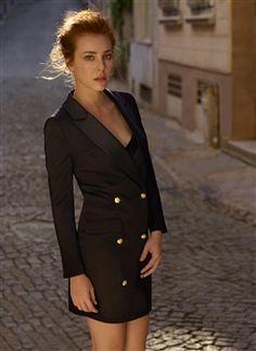 Missguided - MISSGUIDED Ceket Tasarım Elbise