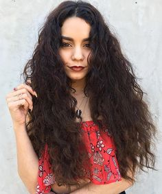 Over the weekend, a new amped-up, voluminous version of beachy waves emerged: First Vanessa Hudgens, who went to hairstylist Riawna Capri, debuted Janis Joplin-inspired waves (above). Then Selena Gomez walked the red carpet at the iHeart Radio Music Awards...