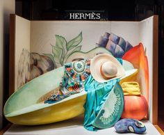 Fruits of Labour by Bethan Laura Wood - for Hermes