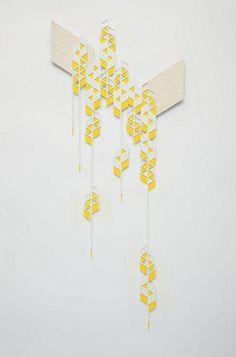 14 kreatywnych idei na ozdoby zrobione z papieru. To nas urzekło!