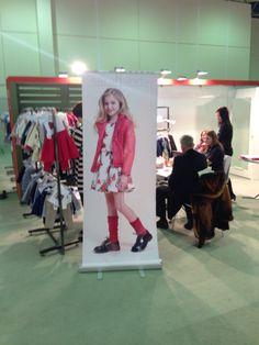 Sarabanda's catwalk at CPM! #sarabanda #catwalk #cpm #moscow #moscowcpm #kidswear #fashion #show