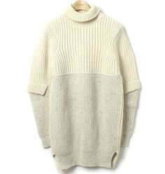 CELINE by フィービー タートルニット XS/Acne The Row Clhoe turtleneck knit •...