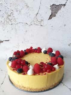 Mousse Cake, Healthy Life, Bacon, Mango, Cheesecake, Food And Drink, Lime, Sweets, Snacks