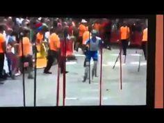 Slalom Coppa del Mondo Villablino 2015. Integratori: Cristian Losio è ancora Campione Italiano. #cristianlosio #vitamaker #integratori #slalom #skating #coppadelmondo #campioneitaliano