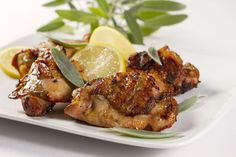 This Lemon Sage Marinade Will Make You Love Your Chicken