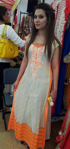 salwar kameez - Compare Price Before You Buy Stylish Dresses, Elegant Dresses, Beautiful Dresses, Casual Dresses, Fashion Dresses, Indian Attire, Indian Ethnic Wear, Pakistani Outfits, Indian Outfits