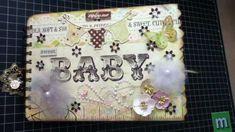 Sweet Baby Mini Album - storie semplici Baby Steps, via YouTube.