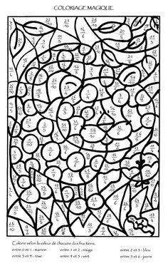 Coloriage magique cm1 conjugaison maths coloriage magique conjugaison et coloriage - Coloriage magique conjugaison cm1 ...