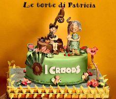 The Croods - Cake by Patricia Elena Diaz