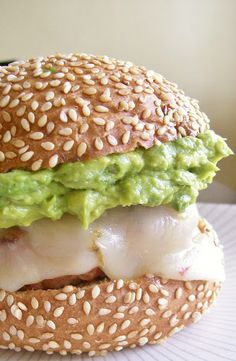 ... burger recipes, Cheese stuffed burgers and Grilled cauliflower steaks
