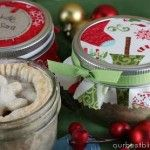 Single Serving Pies in a Jar: Homemade Gift Idea