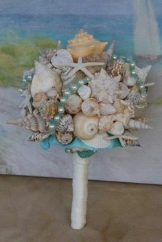 Awesome beach wedding idea
