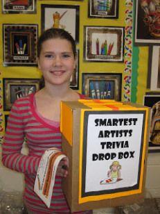 Got Art? | Teaching Art to Young Artists