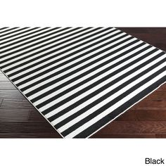 """Meticulously Woven Davenport Casual Striped Area Rug (3'3"""" x 5') - Overstock™ Shopping - Great Deals on 3x5 - 4x6 Rugs"""