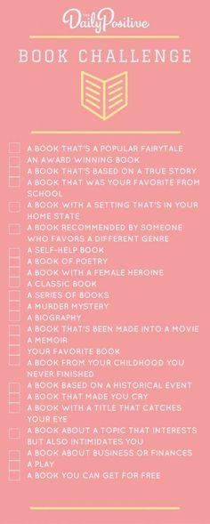 Book challenge!