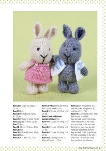 knitted dolls Knit Now 37 2014 Knitted Dolls Free, Knitted Doll Patterns, Knitted Bunnies, Animal Knitting Patterns, Knitted Teddy Bear, Knitted Animals, Stuffed Animal Patterns, Crochet Dolls, Knitted Stuffed Animals