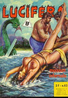 moisson infernale lucifera 63 Août 1977
