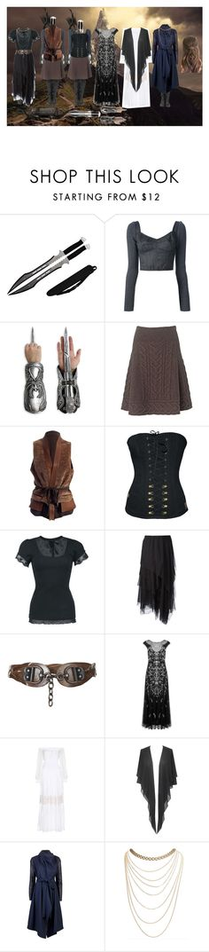 Queen Under The Mountain by ashley-huggins-1 on Polyvore featuring Miss Selfridge, Zuhair Murad, Dolce&Gabbana, Tess Giberson, DAMIR DOMA, Donna Karan, Vive Maria, Phase Eight, Wet Seal and AllSaints