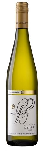 Still unbeaten as my favourite white - so sweet, so crisp. How does that even work? // Mt Difficulty Target Riesling 2013